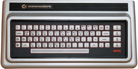 Commodore MAX Machine / Ultimax