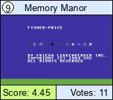 Memory Manor