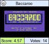 Baccaroo